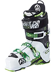 CHAUSSURES DE SKI PINNACLE 100 HV (102MM) - 28.5, Unicolor