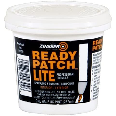 Zinsser Patch Lite Professional Spackling & Patching Compound 236ml by ZINSSER