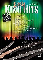 Easy Kino Hits für Klarinette (mit CD): 12 leicht spielbare Filmmusik-Play-alongs in Spitzen-CD-Qualität für Klarinette