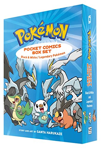 Image of Pokemon Pocket Comics Box Set