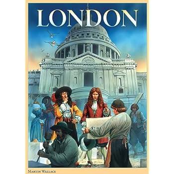 London Boardgame