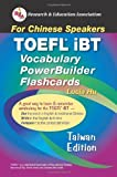 TOEFL iBT Vocabulary Flashcard Book (Taiwan Edition) (Flash Card Books) (English as a Second Language Series)
