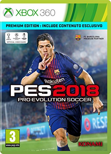 Pro Evolution Soccer 2018 Premium - Day-one - Xbox 360