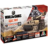 ITALERI WORLD OF TANKS Pz.Kpfw.VI
