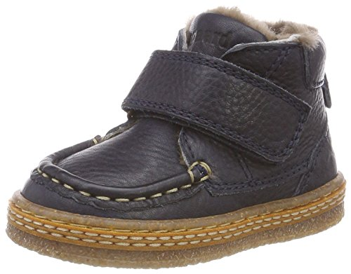 Bisgaard Unisex Baby 21255218 Sneaker, Blau (608 Navy), 20 EU