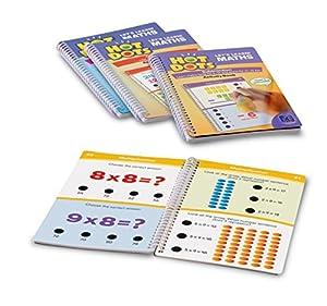 Learning Resources - Juguete educativo de matemáticas (LEREI-9300) (versión en inglés)