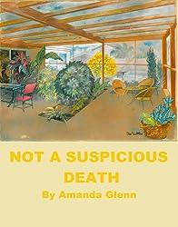 Not A Suspicious Death (Teddy Books Book 3)