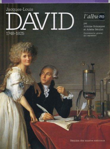 Jacques-Louis David : 1748-1825, Musée du Louvre, Département des peintures, Paris, Musée national du château, Versailles, 26 octobre 1989-12 février 1990