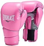 Everlast Protex 2guantes de boxeo–rosa, 14oz