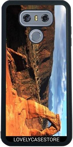 SilikonHülle für LG G6 - Grand Canyon Arizona USA USA Arid Wüste Klippe