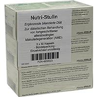 NUTRI STULLN Kapseln, 3X30 St preisvergleich bei billige-tabletten.eu