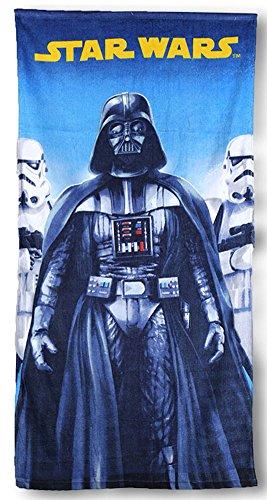 Toalla playa algodón de Star Wars (V16/30)