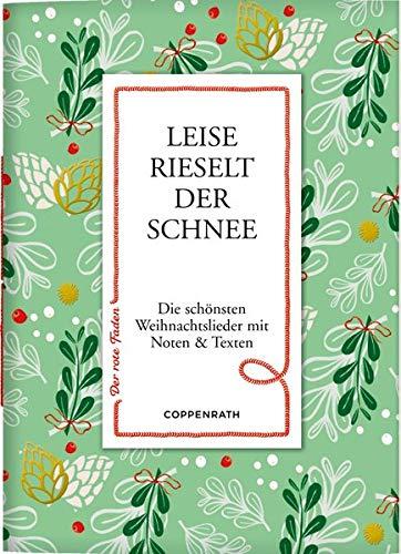 hnee: Die schönsten Weihnachtslieder mit Noten & Texten (Der rote Faden) ()