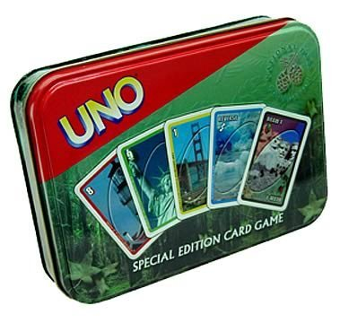 Sababa Toys National Parks Edition UNO Card