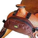 TrailMax Pommel Pocket - Bisaccia anteriore a marsupio - Marrone