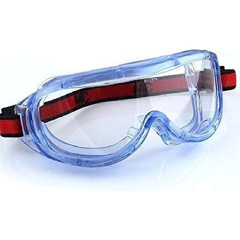 Pink Lizard 3m 1623af sicurezza anti-fog occhiali antivento e vinci