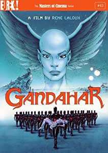 Gandahar [Masters of Cinema] [DVD] [1988]