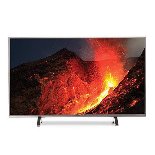 Panasonic 108 cm (43 Inches) 4K UHD LED Smart TV TH-43FX650D (Gray) (2018 model)