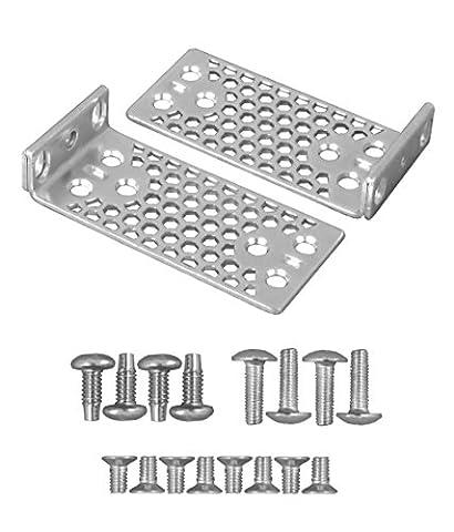 Cisco C3850-ACC-KIT= Accessory Kit mit Rack Mount 48,3 cm (19 Zoll) für Catalyst 3850