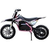 Renegade de litio 50R 500 W 36 V eléctrico Mini suciedad para bicicleta con frenos de