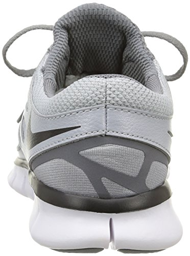 Nike Wmns Free Run 2 Ext Damen Sneaker Wolf Grey/Black-Cool Grey-White