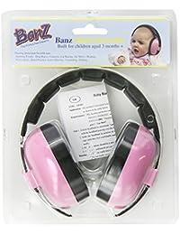 Banz enfants bébé Mini protège cache-oreilles - l'âge de 3 mois - Baby Banz EU / UK