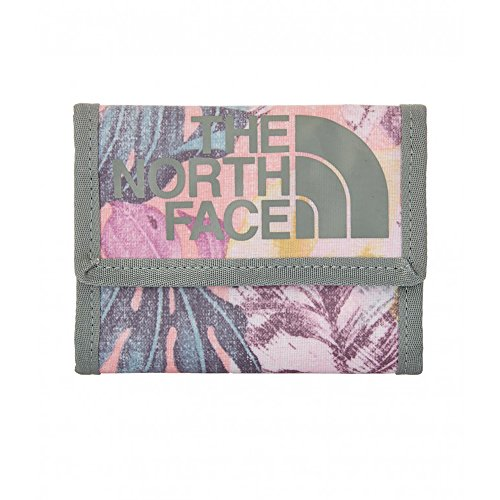 The North Face Base Camp portafoglio da 19 x 12 x 0,2 cm, 0,1 litro, rosa, 19 x 12 x 0,2 cm, 0,1 Liter