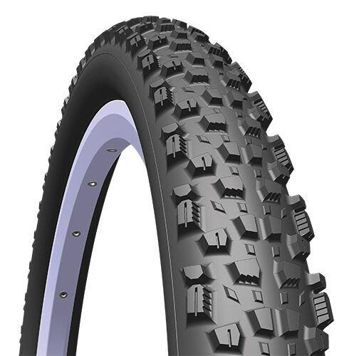 Neumático Rubena/MITAS Unisex Kratos Td plegable Bead 1, Negro, tamaño 29x 2,25