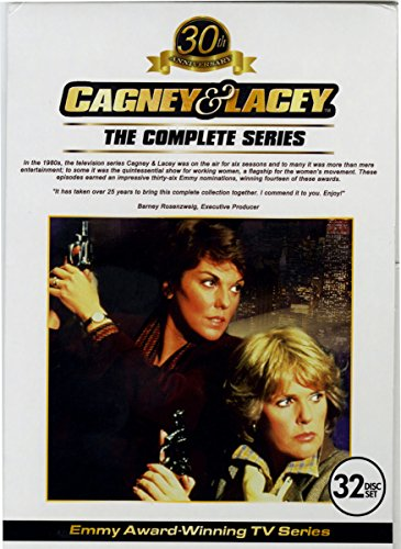 Cagney & Lacey - The Complete Series [RC 1]