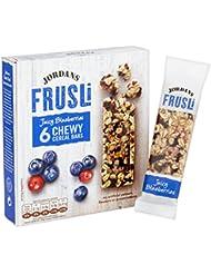 Jordans Frusli Blueberry Burst Bars, 6 x 30 g