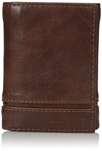 dockers-mens-gallup-trifold-wallet-brown-one-size