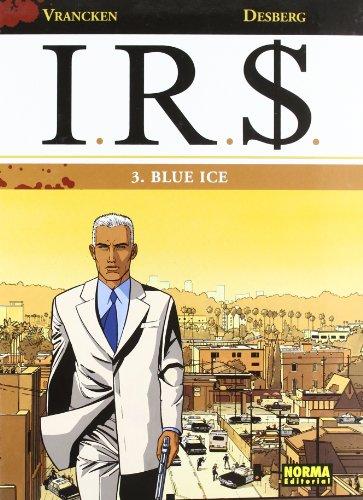 I.R.$ 3 Blue ice