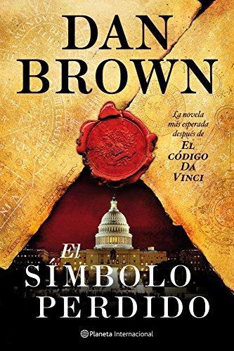 El Simbolo Perdido= The Lost Symbol (Spanish)