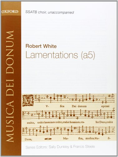 Lamentations (Musica dei Donum)
