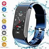 Fitness Tracker, 2018 Upgrade Activity Tracker with Pedometer Blood Pressure Heart Rate Monitor