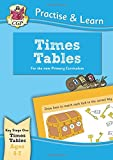 New Curriculum Practise & Learn: Times Tables for Ages 5-7