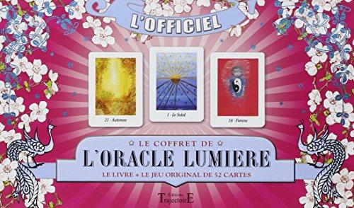 Le coffret de l'Oracle Lumière - Livre + Jeu par Patrick Jeau