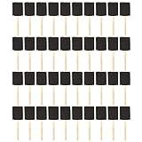 Pack de 40de espuma juego de brochas–Value Pack–ideal para acrílico, manchas, barnices, Crafts, Art, 2pulgadas