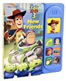 Best Publications International Friends Toys - Toy Story 3 New Friends Play A Sound Review