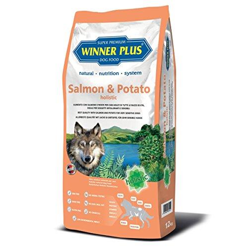 Winner Plus Holistic Salmone & Patate 12 kg