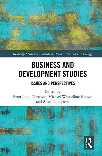 Business and Development Studies: Issues and Perspectives (Routledge Studies in Innovation, Organizations and Technology) (English Edition)
