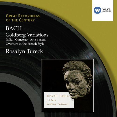 Goldberg Variations BWV988 (2008 Remastered Version): Variation 12 - Canone alla quarta