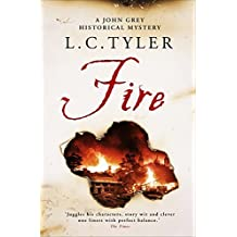 Fire (A John Grey Historical Mystery Book 4)