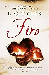 Fire (A John Grey Historical Mystery Book 4)