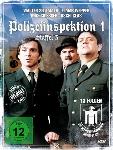 Polizeiinspektion 1 - Staffel 03 (3 DVDs)