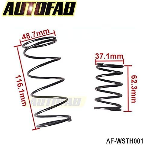 sypure £ ¨ TM £ © autofab–38mm Turbo Molla Wastegate WG rivestimento esterno di ricambio 14PSI/8psi 1bar per Turbo Smart af-wsth001