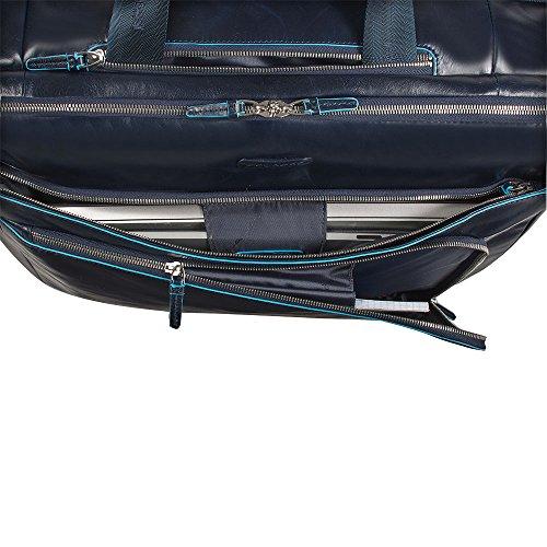 Piquadro Laptop-Trolley, Grigio (Grau) - BV2960B2/GR3 Schwarz