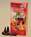 Räucherkerzen Glühwein 24 St. / Pkg.