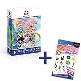 Number 1 Spielkarten Sailor Moon Saliormoon Kartenspiel Karten, Setartikel:mit Tattoos