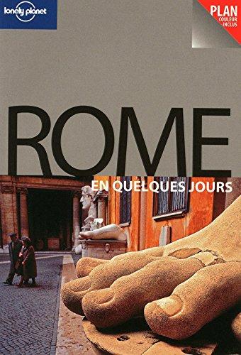 ROME EN QUELQUES JOURS 1ED